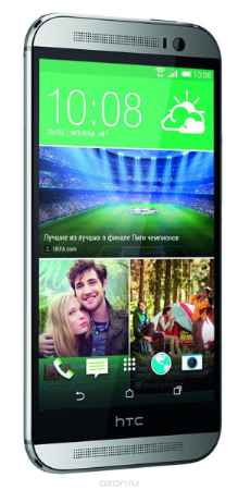 Купить HTC One (M8) 16GB, Silver
