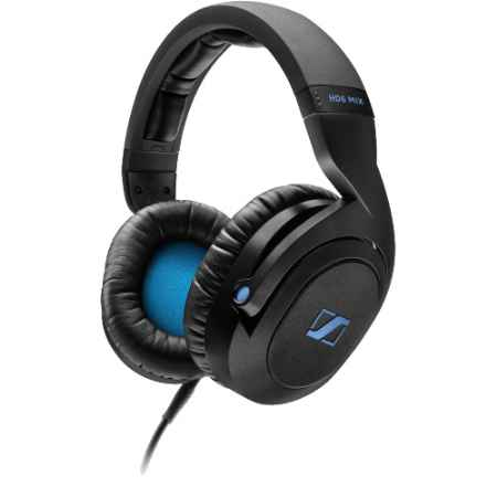 Купить Sennheiser HD8 DJ Black