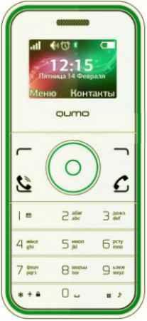 Купить Qumo Push Mini White Green