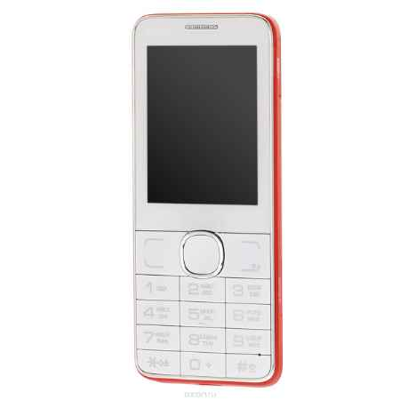 Купить Alcatel OT-2007D Dual Sim, White Red