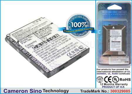 Купить Аккумулятор Acer E200 1050mah CS-ACE20SL