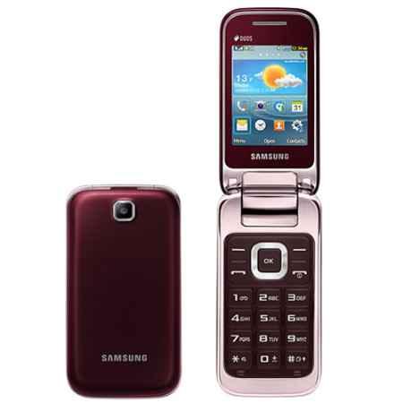 Купить Samsung C3592 Red