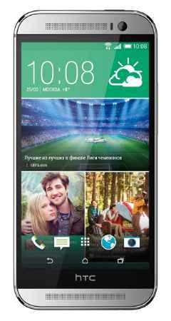 Купить Телефон HTC One M8 16Gb (Серебристый)