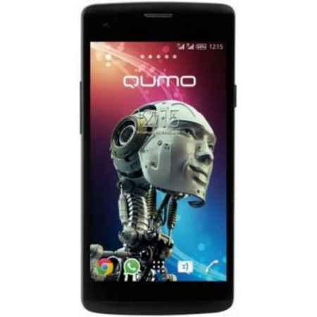 Купить Смартфон Qumo Quest 458 Dual Black черный