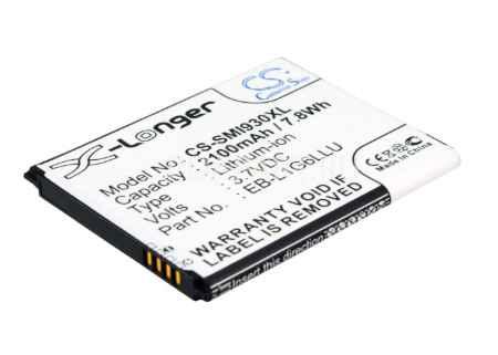 Купить Аккумулятор Samsung Galaxy S3 i9300 2100mah CS