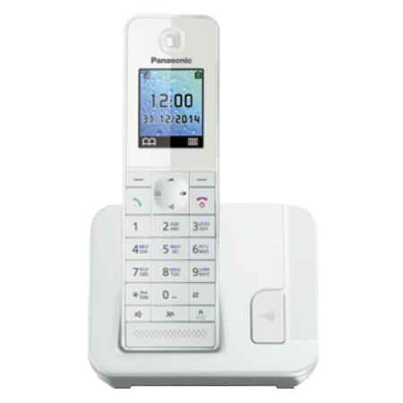 Купить Panasonic KX-TGH210 White