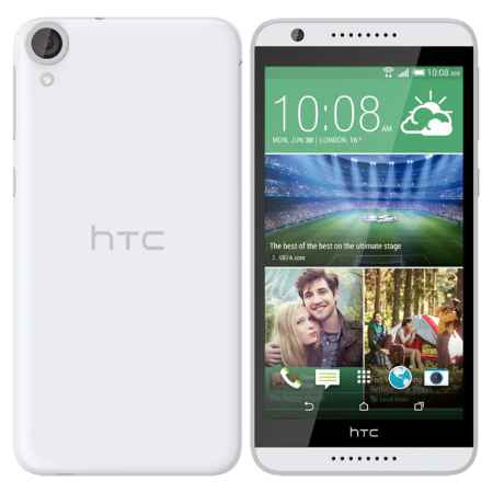 Купить HTC Desire 820 White Gray