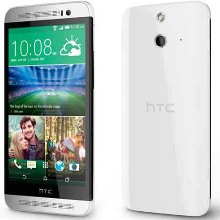 Купить HTC One E8 Dual Sim 16Gb White