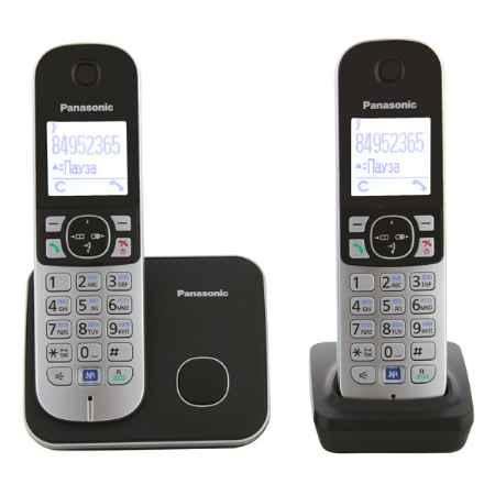 Купить Panasonic KX-TG6812RUB