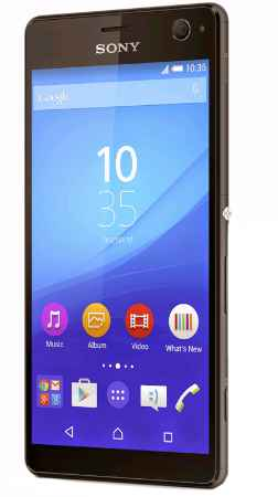 Купить Sony Xperia C4 Black