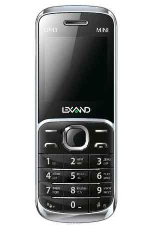 Купить Lexand LPH3 Mini, Black