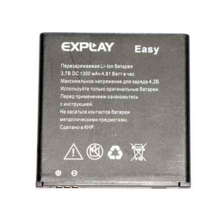 Купить Аккумулятор Explay Easy 1300mah