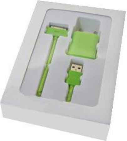 Купить Vertex Powerbright USB for iPhone 4/4s Зеленый