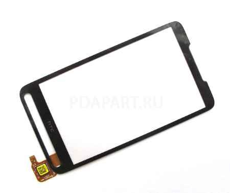 Купить Сенсорное стекло HTC HD2 под разъем