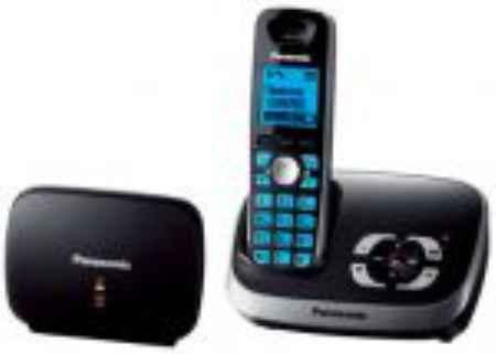 Купить Беспроводной телефон Panasonic DECT KX-TG6541RUB