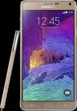Купить Samsung Galaxy Note 4 5.7 32Gb Gold