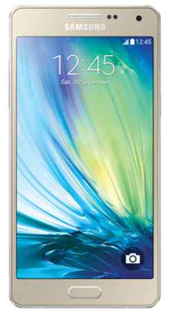 Купить Samsung Galaxy A5 SM-A500 Gold