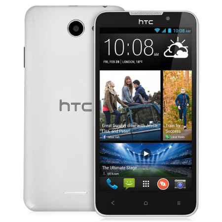 Купить Смартфон HTC Desire 516 dual sim White