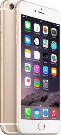 Купить Apple iPhone 6 Plus 16GB (золотистый)