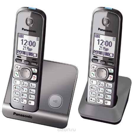 Купить Panasonic KX-TG6712 RUM