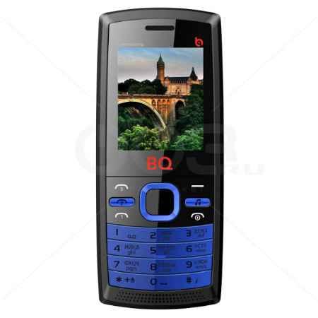 Купить Bq BQM-1816 Luxembourge Black/Blue