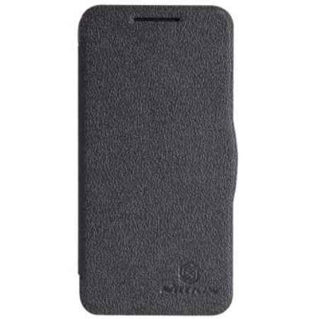 Купить Чехол Nillkin Fresh Series Leather Case для HTC Desire 300 301E черный