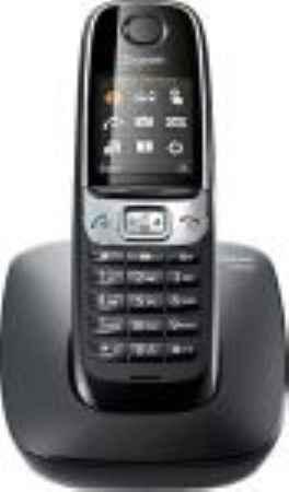 Купить Радиотелефон Gigaset C620 Black