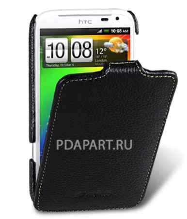Купить Чехол HTC Sensation XL / Runnymede / G14 - Jacka Type черный