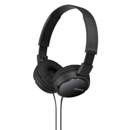 Купить Sony MDR-ZX110 Black