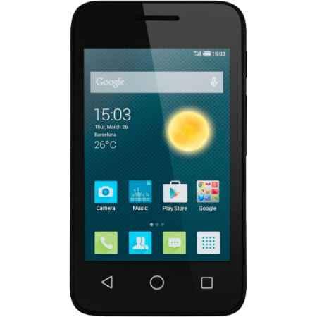 Купить Alcatel Pixi 3(3.5) OT4009D Volcano Black