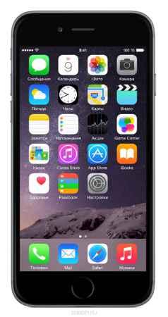 Купить Apple iPhone 6 64GB, Space Gray