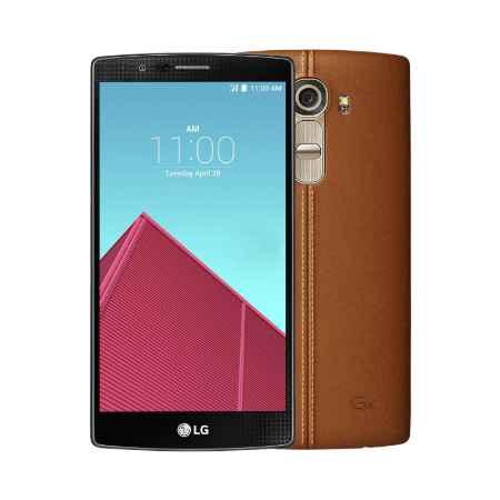 Купить Смартфон LG G4 H818P Leather Brown, коричневый
