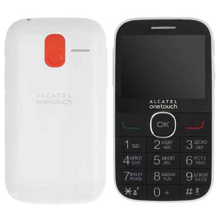Купить Alcatel One Touch 2004G Pure White