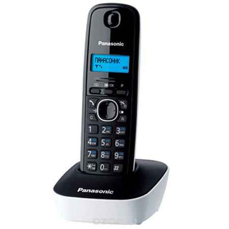 Купить Panasonic KX-TG1611 RUW, White