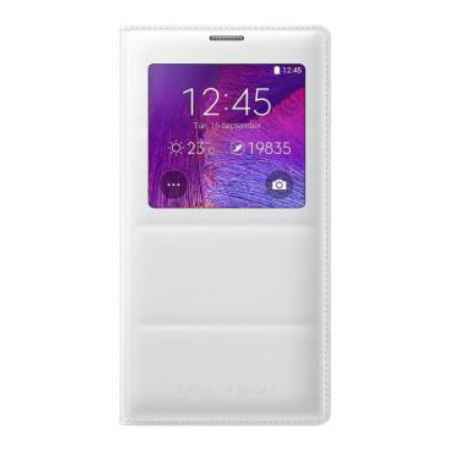 Купить Чехол Samsung EF-CN910BWEGRU для Samsung Galaxy Note 4