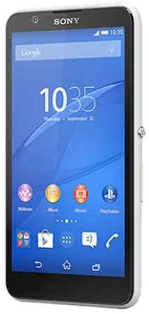 Купить Sony Xperia E4 dual White