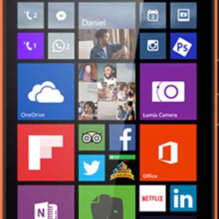 Купить Телефон Microsoft Lumia 640 XL 3G Dual Sim (Оранжевый)