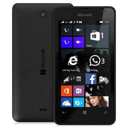Купить Смартфон Microsoft Lumia 430 RM-1099 black