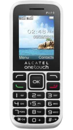 Купить Телефон Alcatel One Touch 1040D (Белый)