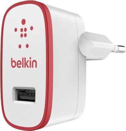 Купить Belkin F8J052vfRED 2.1A Red