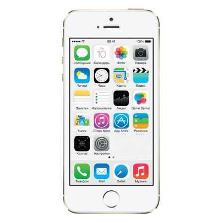 Купить Apple iPhone 5S 16Gb Gold (ME434RU/A)