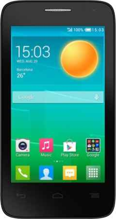 Купить Alcatel 4035D Bluish black