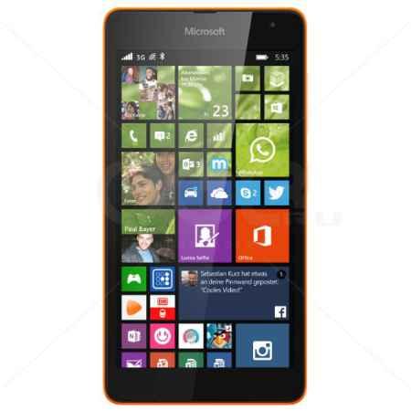 Купить Microsoft Lumia 535 Dual Orange