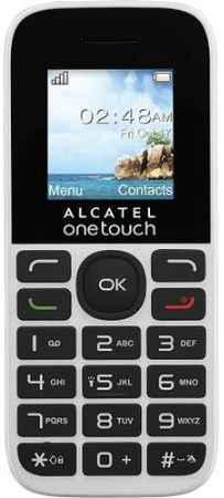 Купить ALCATEL ONE TOUCH 1016D (белый)