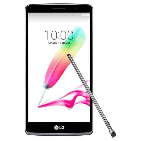Купить Смартфон LG G4 Stylus H540F titan, титан