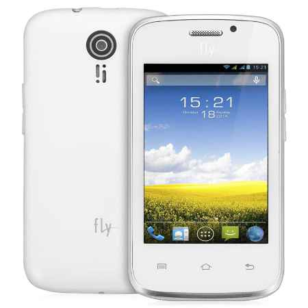 Купить Смартфон Fly IQ239 ERA Nano 2 White, белый