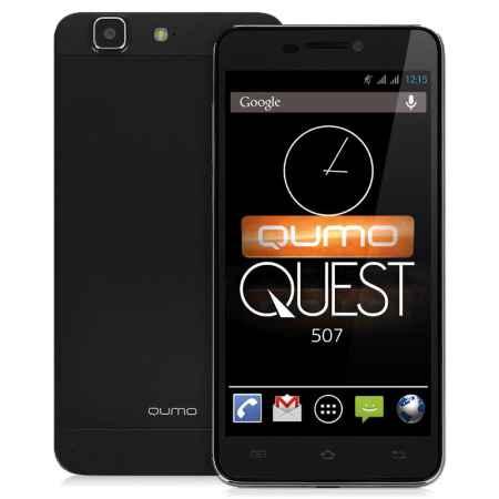 Купить Смартфон QUMO QUEST 507 black