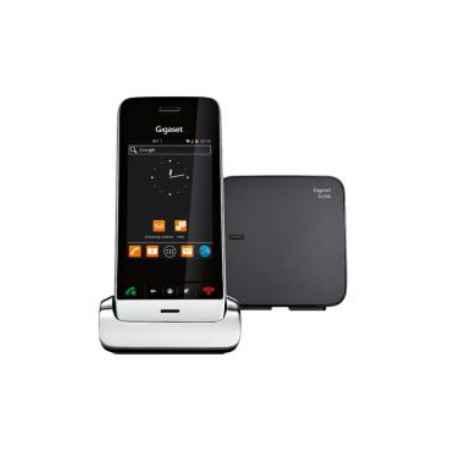 Купить Радиотелефон DECT Gigaset SL930A черный металлик