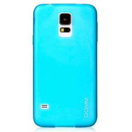 Купить Чехол GGMM для Galaxy S 5 Pure-S5 синий SX02905