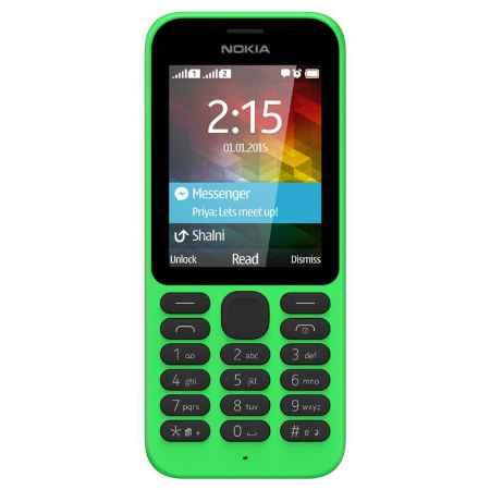 Купить Мобильный телефон NOKIA 215 DS RM-1110 BR_GREEN, зеленый